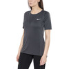 Nike Zonal Cooling Løbe T-shirt Damer sort